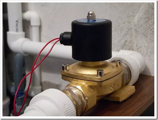 Основные принципы работы электромагнитных клапанов