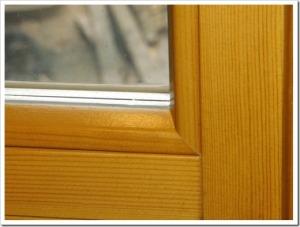 Окна из сосны