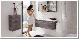 Выбираем мебель для ванной: на что смотреть?