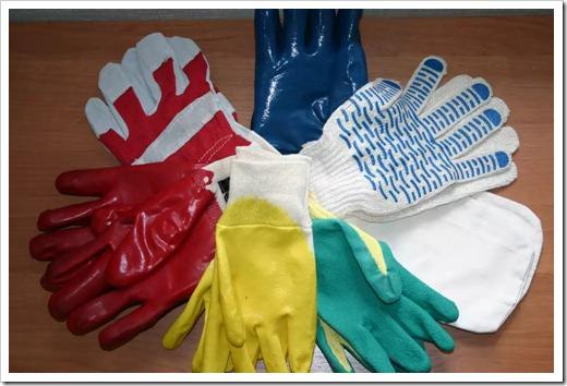 Класс перчаток и комфорт во время работы