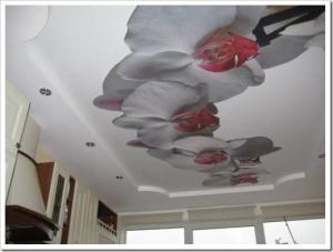 Предварительная подготовка к установке натяжного потолка