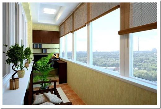 Как выбрать остекление балкона?.