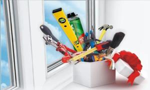 Сколько стоит ремонт пластикового окна