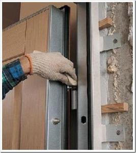 Этапы установки противопожарных дверей