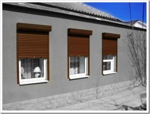Принципы установки роллет на окна