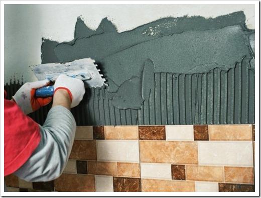 Выбор клея для плитки из керамогранита