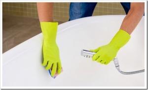 Как сохранить акриловую ванну от повреждений?