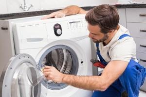 Дверь стиральной машины не открывается: что делать