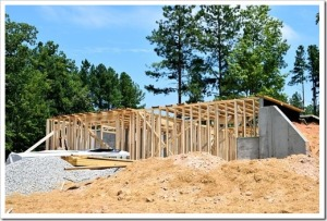 Строительный проект карасного дома