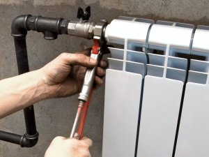 Как подключить радиатор отопления
