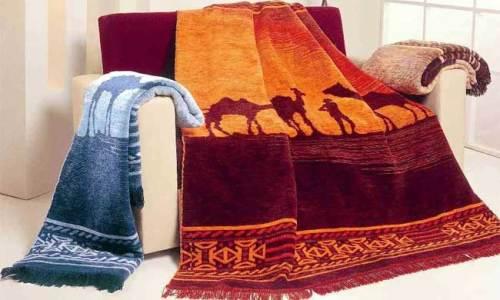 Как выбрать плед на кровать