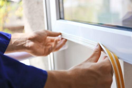 Как самому заменить уплотнитель на пластиковых окнах