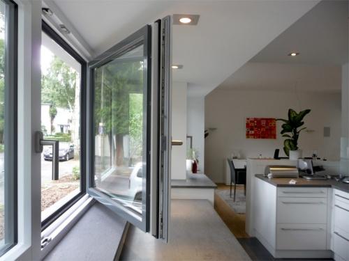 Как собирать алюминиевые окна