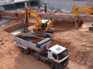Куда вывозить грунт со строительной площадки