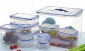 Виды пищевой пластиковой тары