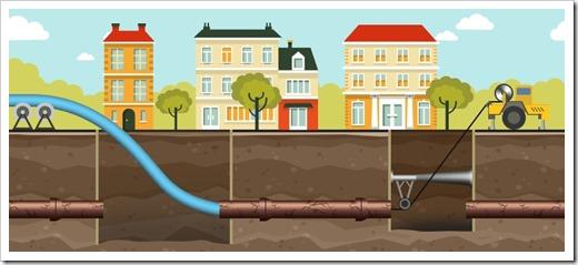Почему метод «труба в трубе» становится приоритетом в ремонте трубопроводов?