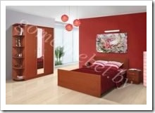 Мебель в спальню производства Гомельмебель
