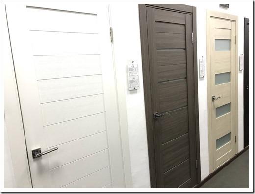 Балконные и межкомнатные двери
