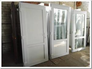Классификация ПВХ дверей