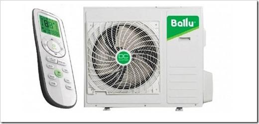 Сплит-системы Ballu: качество и надёжность