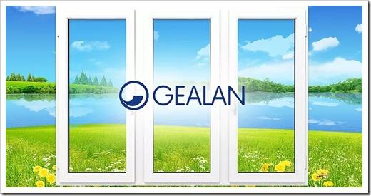 Преимущества окон Gealan