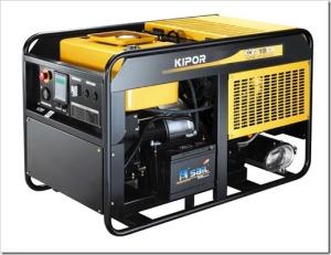 Принцип работы, устройство и назначение дизельного генератора