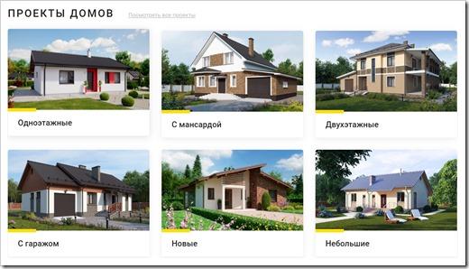 Что присутствует в архитектурном проекте?