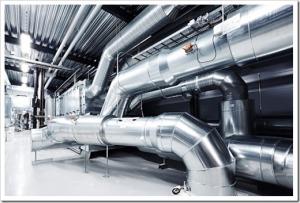 Особенности вентиляции промышленных зданий