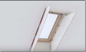 откосы на мансардные окна