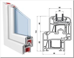 Профиль KBE Engine 58: технические характеристики