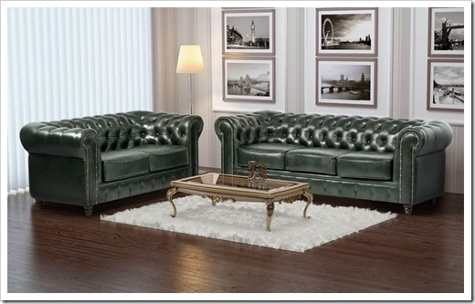 Офисные диваны для кабинетов руководителей
